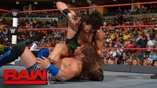 Bo Dallas vs. Gary Graham: Raw, Sept. 19, 2016