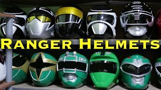 Where I buy Power Ranger Helmets [Power Rangers Vlogs]