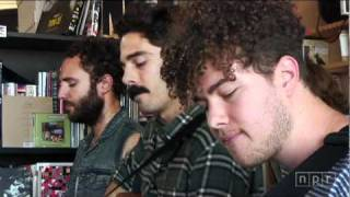 Local Natives: NPR Music Tiny Desk Concert