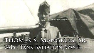Profiles in Valor: Thomas S. Mangrum, Sr.