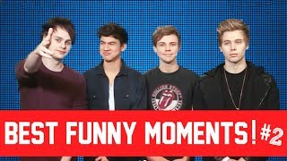 5 Seconds Of Summer - Best Funny Moments! #2 2014