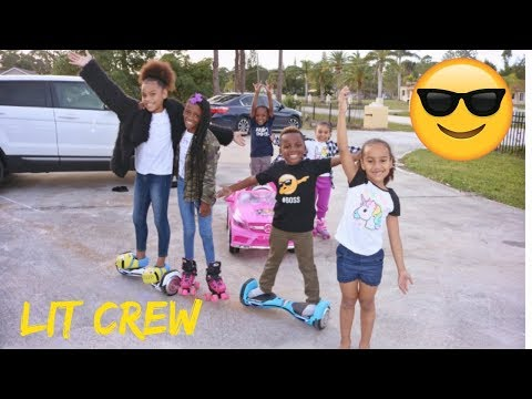 Xxx Mp4 WE WENT ON A ROAD TRIP BEAM SQUAD AJ MOBB TAKEOVER FAMILY VLOG 3gp Sex