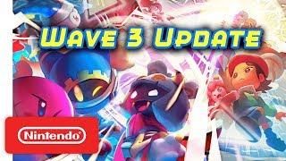 Kirby Star Allies: Wave 3 Update - Nintendo Switch