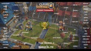 [Live] Friendly Battle Thai Brave & BUNGFAI TH