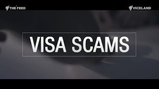 Visa Scams - The Feed