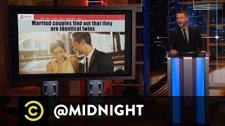 Fake News Update - @midnight with Chris Hardwick
