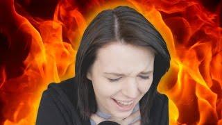 Roasting my new music video!