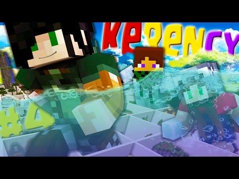 LIVELLO A TEMPO!!! O SALTI O ANNEGHI. - Minecraft ITA - PARADISE PARKOUR 3 #4 w/ Kerency