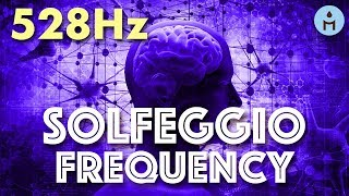 528Hz SOLFEGGIO FREQUENCIES | The Miracle Tone, Transformation and Miracles (DNA Repair and Healing)