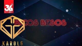 Ricos Besos -  Karol G l Karaoke
