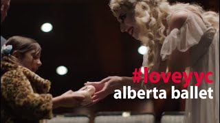 #LoveYYC - Alberta Ballet