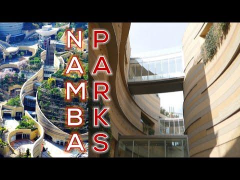 Xxx Mp4 Namba Parks ★ Osaka 39 S Beautiful Architecture 街歩き・大阪なんばパークス! 3gp Sex