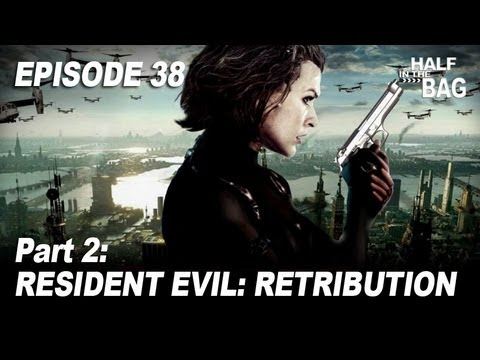 Half in the Bag Episode 38 Resident Evil series Part 2