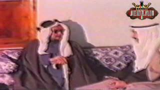 تصوير نادر لديوان الصقر, الغانم, العثمان و الوزان 1967