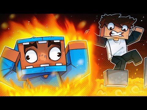 I M TERRIBLE AT PARKOUR Unfair Minecraft