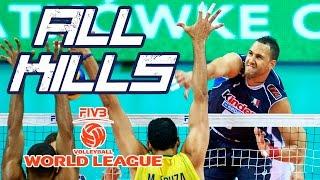 Osmany Juantorena - ALL KILLS - World League Finals 2016