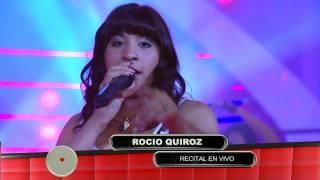 Rocio Quiroz en vivo en Pasión de Sábado 29/10/2016
