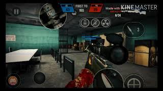 Bullet force - it rains blood