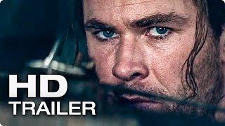 THE HUNTSMAN & THE ICE QUEEN Trailer German Deutsch (2016)