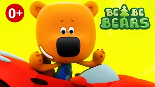 BE BE BEARS - Bjorn and Bucky - Cartoon for kids