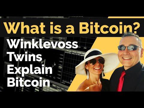 Winklevoss Twins Explain Bitcoin