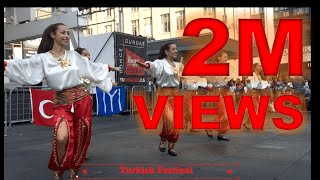 Amazing Turkish Dance - Toronto Downtown