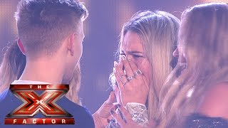 Louisa beats Reggie and Bollie to the title | The Final Results | The X Factor 2015