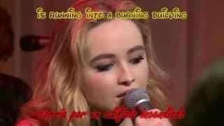 Sabrina Carpenter - Smoke and Fire (Subtitulado Español)