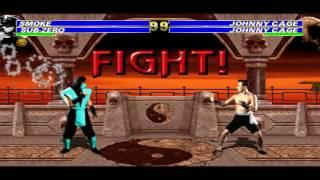 Mortal Kombat Trilogy eXtended Playthrough (MUGEN)
