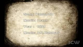 AR.Rahman Copycat Work In Movie Jeans From M.M.Kreem
