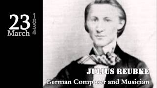 MARCH 23. Franz Bendel, Julius Reubke  & Pierre-Simon Laplace,…