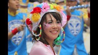 20170826浅草サンバカーニバル2017ブロコ シズオカ【HD・原画4K】