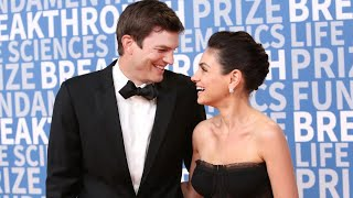 Mila Kunis and Ashton Kutcher Make First Red Carpet Appearance Together as a Couple