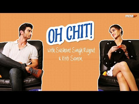 Oh Chit With Sushant Singh Rajput & Kriti Sanon