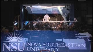 NSU's 2015 Graduate/Professional Commencement (4PM) – Part 1 of 3