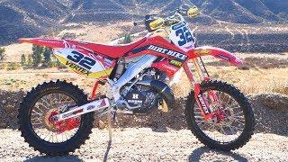2004 Honda CR250 2 Stroke Off-Road Project - Dirt Bike Magazine