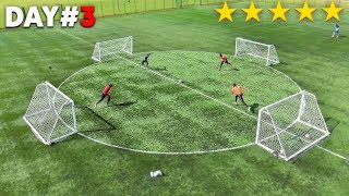 Last Footballer To LEAVE Circle Wins $1000 - Football Competition