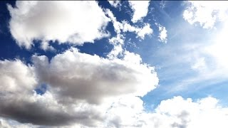 Cloud Rush Time Lapse HD - Royalty Free HD Stock Footage
