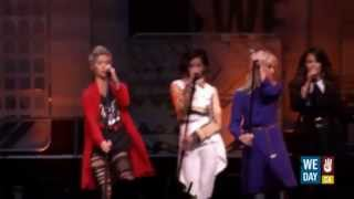 G.R.L. - Lighthouse (Live @ We Day California 25/02/2015)