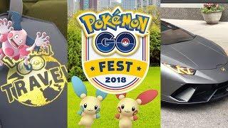 Pokémon GO in CHICAGO #PokemonGOFest