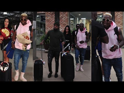 Xxx Mp4 Umuhanzi Wo Muri Tanzania Harmonize Ubwo Yageraga I Kigali Kanombe 3gp Sex