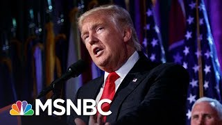 President Donald Trump's Tapes Claim Was 'A Preposterous Bluff' | All In | MSNBC