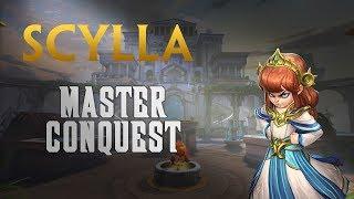 Scylla, La gente me tiene ganas :D - Warchi - Smite Master Conquest S6
