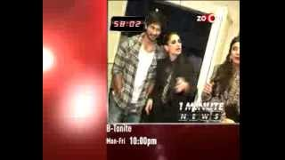 Bollywood News in 1 minute 25/12/13 : Shahrukh Khan, Shahid Kapoor, Ajay Devgan & others