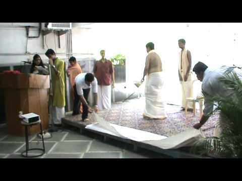 Manveli Skit and origin of Onam Celebrations