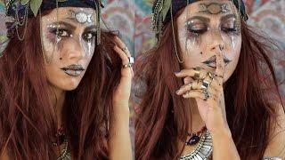 Cadılar Bayramı Makyajı | Çılgın Falcı