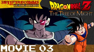 DBZ Movie #3: The Tree of Might (AUDIO COMMENTARY)