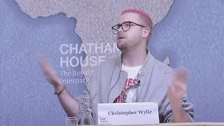 Cyber Conference 2018: In Conversation with Christopher Wylie