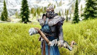 The Elder Scrolls V: Skyrim | 4K UHD | Real HD RGR ENB + Mods
