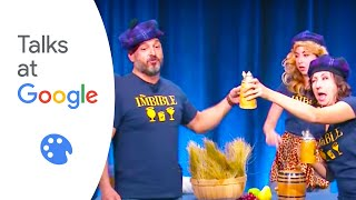 """""""The Imbible: A Spirited History of Drinking"""" 